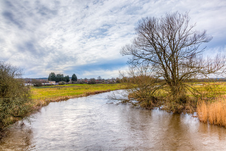 dorset: The River Frome at Wool Dorset England UK Europe