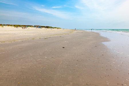 west sussex: The beautiful golden sandy beach at West Wittering West Sussex England UK Europe