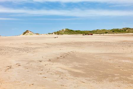 Beach at Crow Point Devon England UK