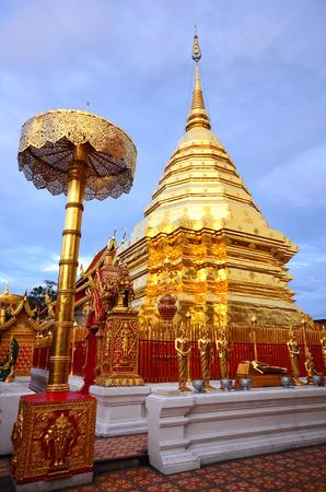 doi: Phra that doi suthep  Temple