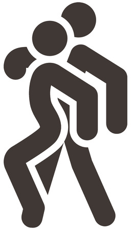 optimized: Health and Fitness icons set - sport dancing icon optimized for size 32x32 pixels