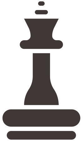Chess icon - chess king