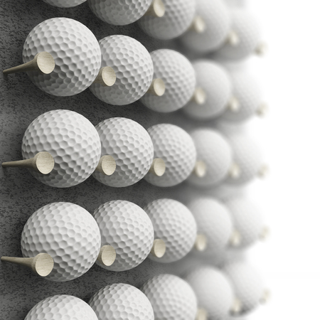 rack: golf ball display rack
