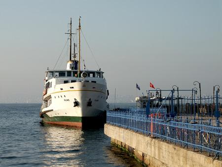 docked: Atracado