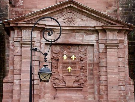 belfort: Belfort gate details