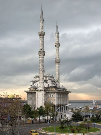 kadikoy: The Mosque