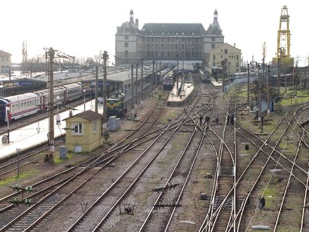 haydarpasa: Iron world