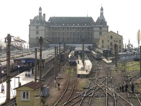 haydarpasa: Station and the switch