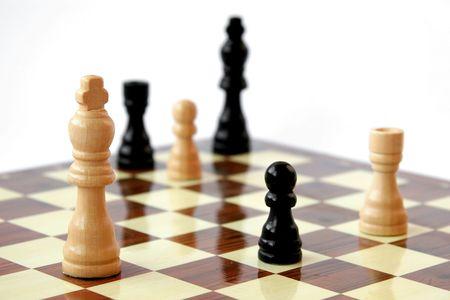 gamesmanship: Es su turno
