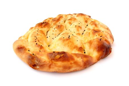 nigella seeds: Turkish bread with nigella seeds