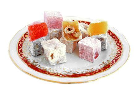 locum: Variety of Turkish delights
