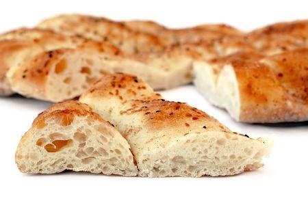 nigella seeds: Slice of Ramadan pita
