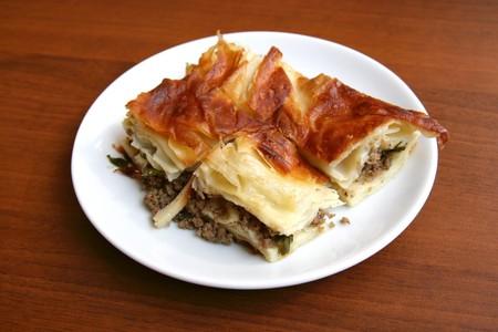 mince pie: Mince pie - Borek
