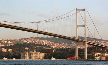 bosporus: Beylerbeyi - Bosporus - Istanbul