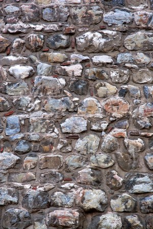 genoese: Stone background from antique Genoese tower.