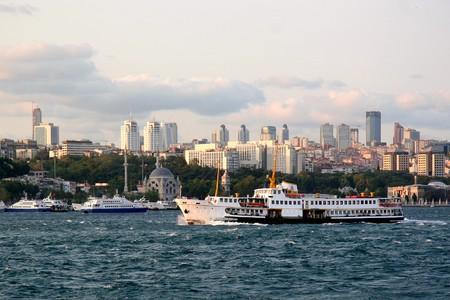 Bosporus - Istanbul