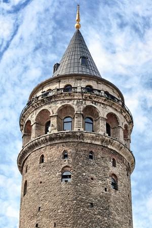 Galata - Antiek Genuese toren