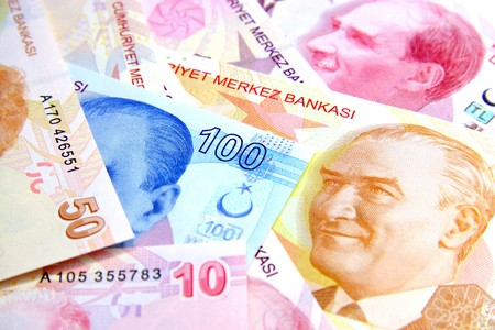 Banknotes background Stock Photo - 4252490
