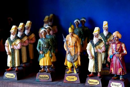 trooper: Ottoman people by hierarchy