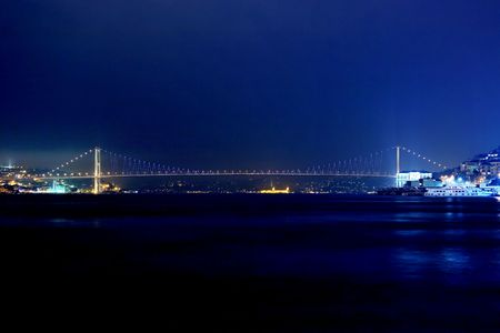 bogazici: Bosporus Bridge