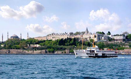 St. Sophia en Ottomaanse Paleis in Istanbul