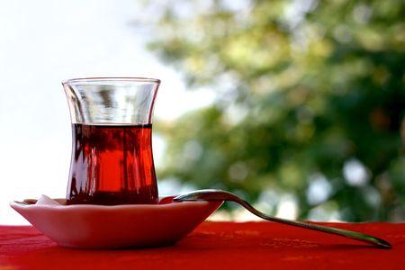 red tea: Turkish tea