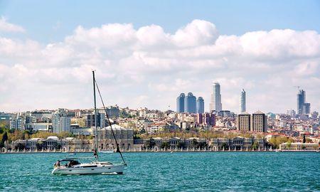 bosporus: Istanbul, Bosporus Stock Photo