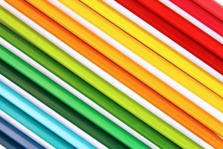 Crayons as background Stock Photo - 5537469