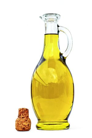 decanter: Olive oil