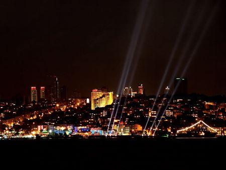 Nacht in Istanboel