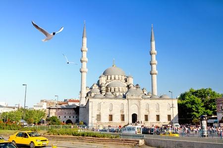 Yeni Mosque, Eminonu Square, Istanbul