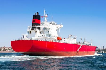 LPG Tanker Schip