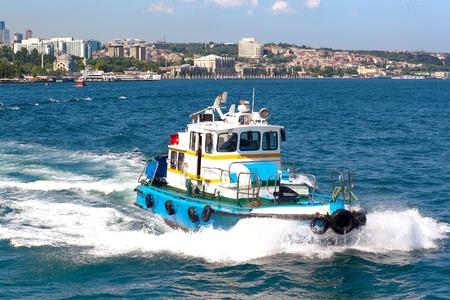 tugboat: Tugboat speeds up
