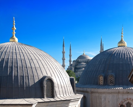 blue mosque: Blue Mosque, Istanbul