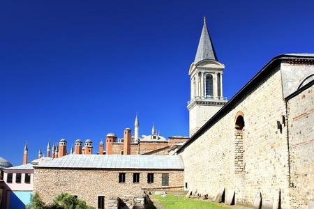 topkapi: Topkapi Palace, Harem in Istanbul