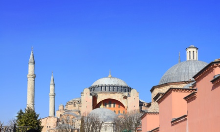 Hagia Sophia, Istanbul photo