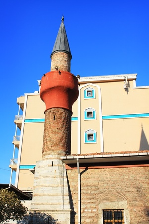 Yerebatan Camii built in 1491, Istanbul  photo