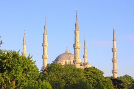 Blue Mosque, Sultanahmet, Istanbul photo