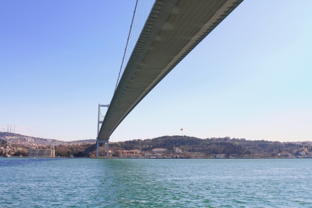 Bosporus Bridge Stock Photo - 14715960