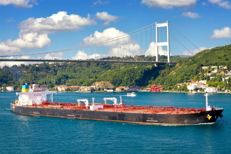 Super Tanker Ship