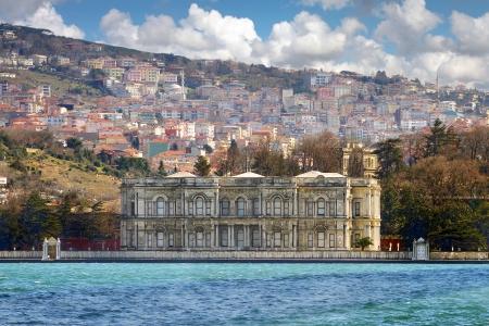 constantinople: Kucuksu Pavilion built by Sultan Abdulmecit in Istanbul, 19th century