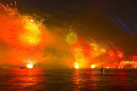 Istanbul celebrates to Anniversary of Republic with a great show on October 29th