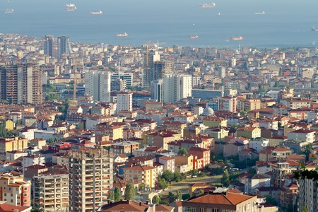 Istanbul city is a concrete case study. Kartal Region