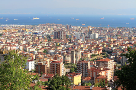 occupying: Transcontinental city is a city occupying portions of more than one continent. Metropolitan Municipality entered a competition to be chosen as European Green Capital of 2017. Istanbul will compete against 11 other cities including Bursa, Lisbon, Porto, Co Editorial