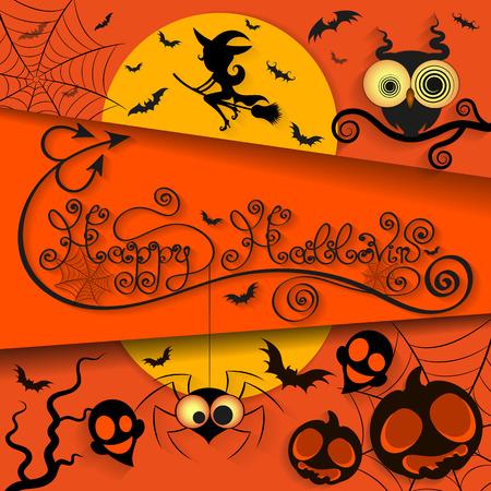 child tongue: happy halloween holiday