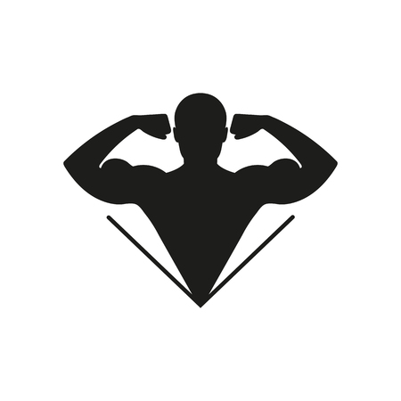 fitness vector logo design template,design for gym and fitness
