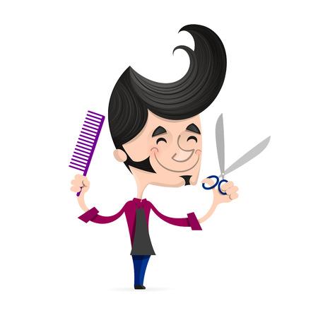 barber fashion style