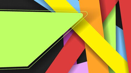 Vector Abstract Background. For your design and printing Ilustracja