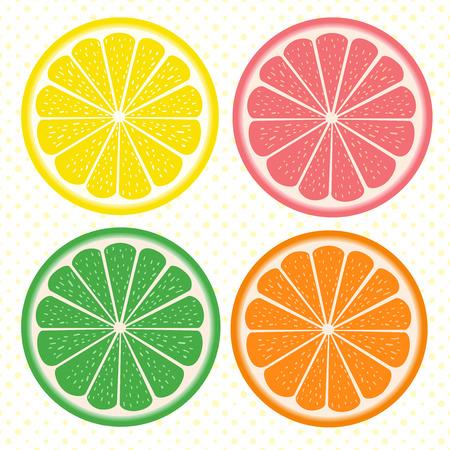 Citrus colot set