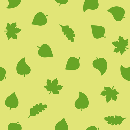 vector leaf pattern green color for natural product store, garden, nature cosmetics, ecology company, naturally firm, organic shop, alternative medicine, green unity, farming. 10 eps